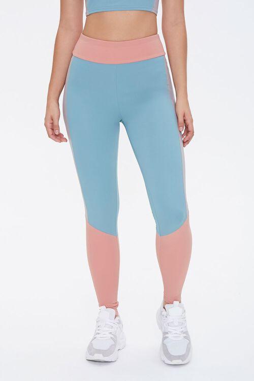 Active Colorblock Leggings, image 2