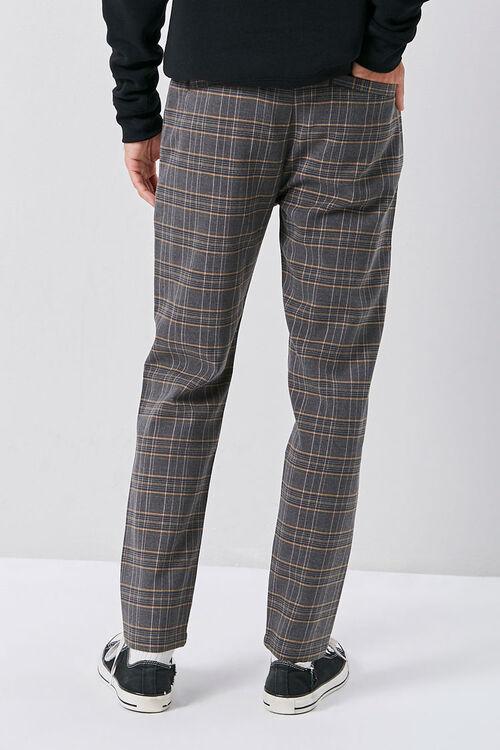 Glen Plaid Drawstring Pants, image 4