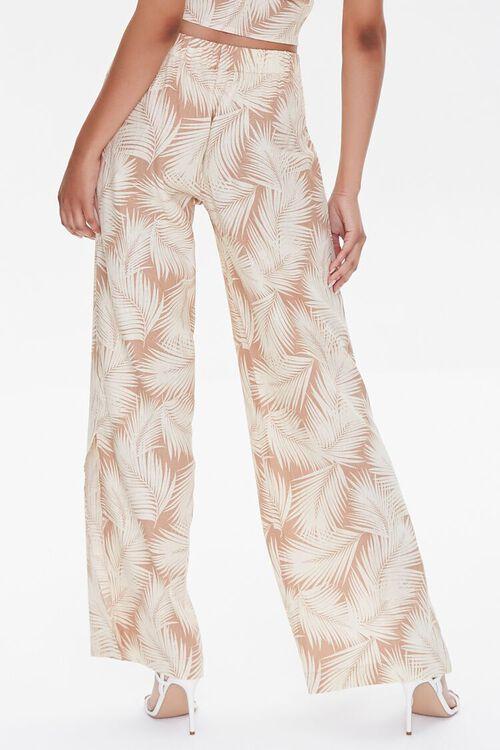 Tropical Leaf Print Pants, image 4