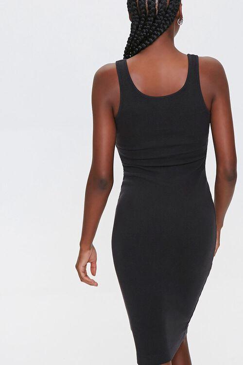Split-Neck Tank Dress, image 3