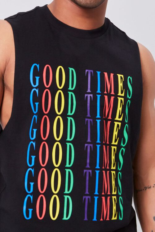Good Time Graphic Tank Top, image 5