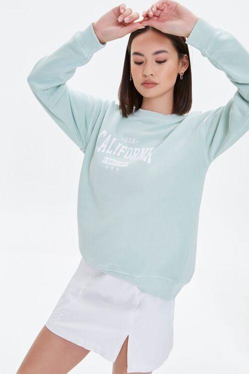 California Graphic Pullover, image 2