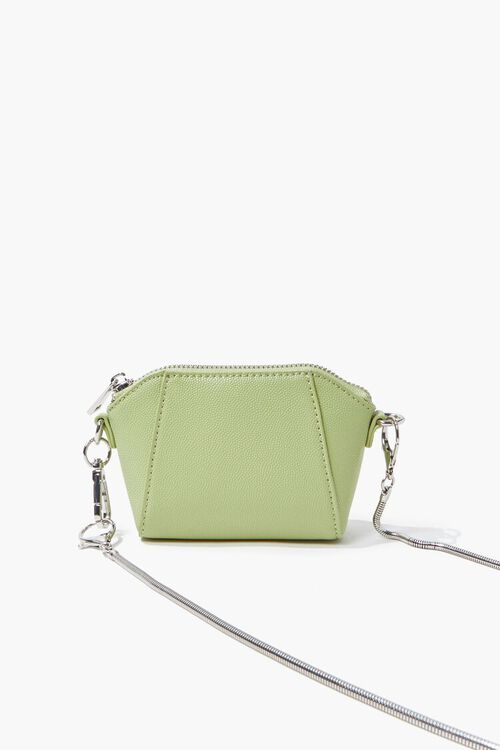 MINT Faux Leather Crossbody Bag, image 3
