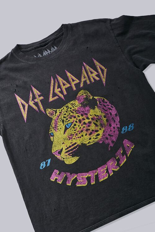 GREY/MULTI Def Leppard Graphic Tee, image 3