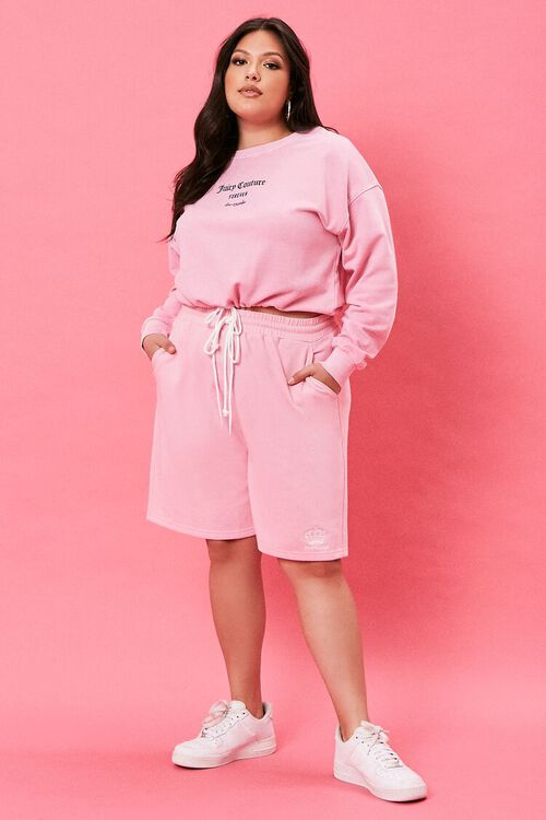 Plus Size Juicy Couture Shorts, image 5