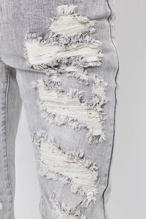 Distressed Skinny Jeans, image 6