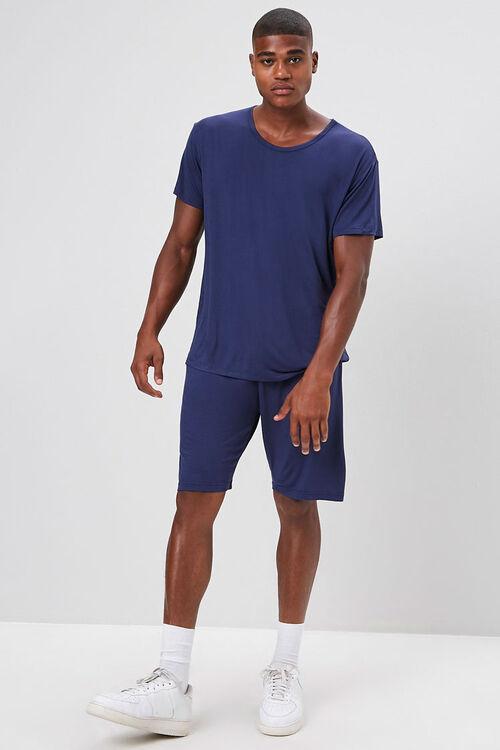 Tee & Shorts Pajama Set, image 4