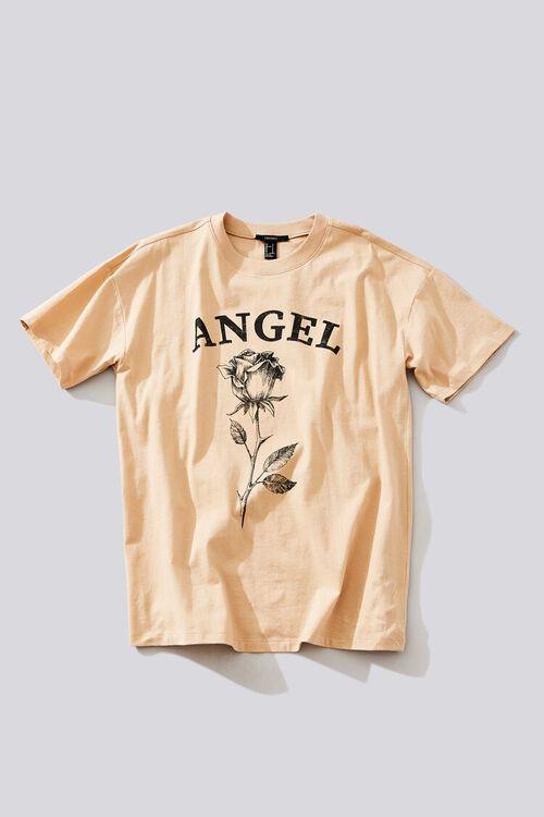 Angel Graphic Tee, image 1