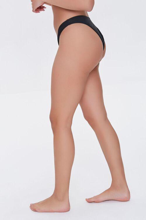 High-Leg Bikini Bottoms, image 3