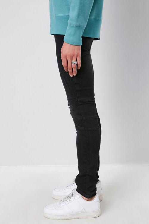 Plaid Slim-Fit Drawstring Pants, image 2