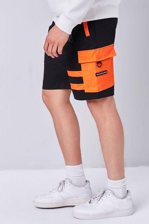 Reason Colorblock Cargo Shorts, image 3