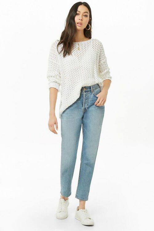 Crochet-Knit Sweater, image 4