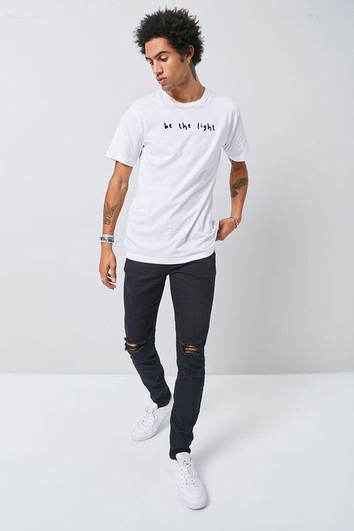 Distressed Slim-Fit Chino Pants, image 5