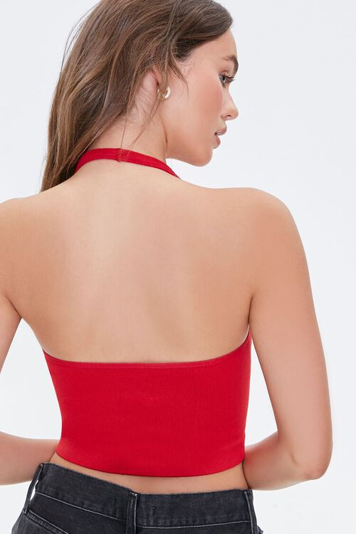 Seamless Halter Top, image 4
