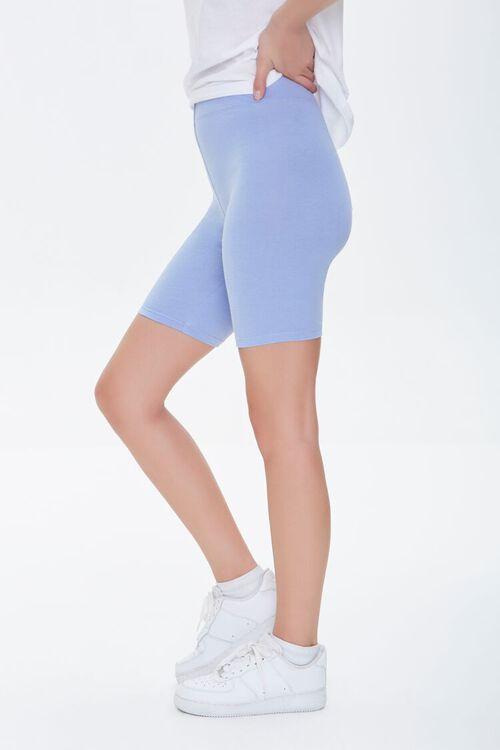 Basic Organically Grown Cotton Biker Shorts, image 3