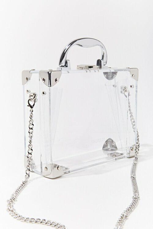 Transparent Curb Chain Clutch, image 1