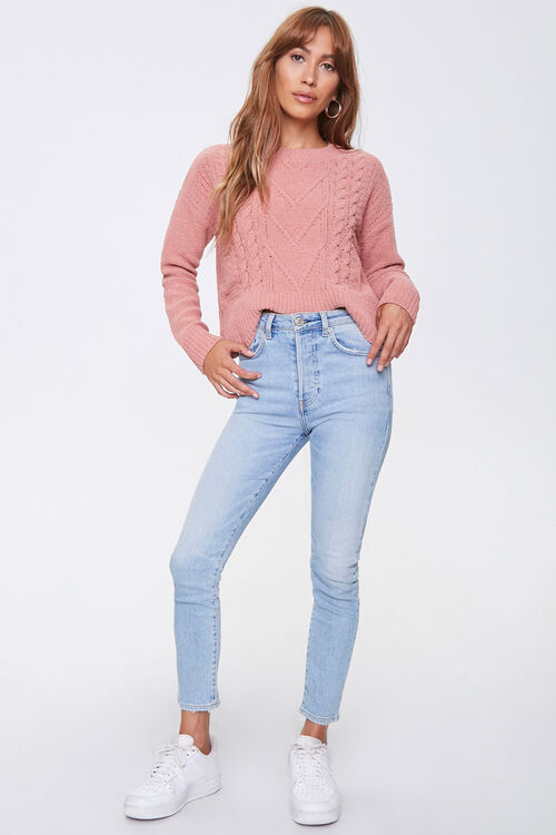 Cable Knit Sweater, image 4