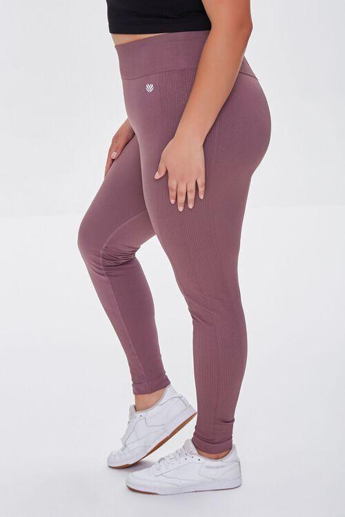 Plus Size Active High-Rise Leggings, image 3