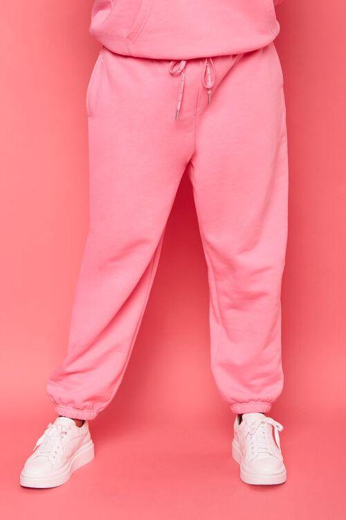 Plus Size Juicy Couture Fleece Joggers, image 3