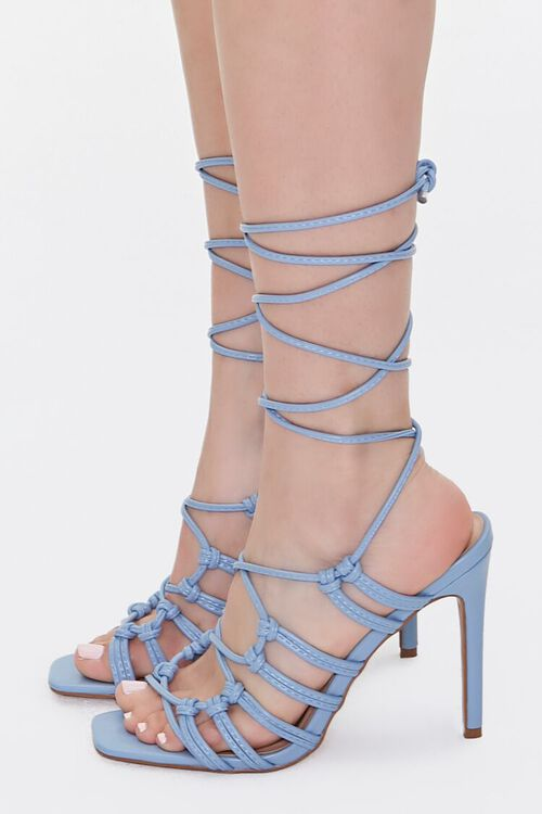 Gladiator Stiletto High Heels, image 2
