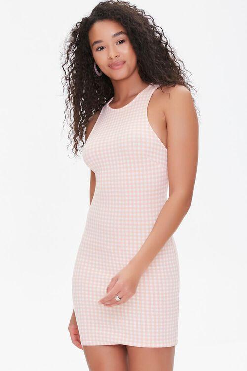 Gingham Mini Dress, image 1
