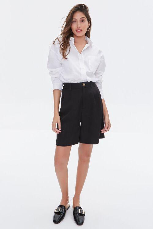Dropped-Sleeve Pocket Shirt, image 4