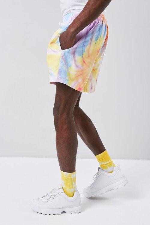 Tie-Dye Wash Swim Trunks, image 3