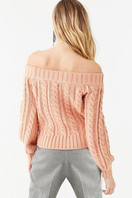 Off-the-Shoulder Sweater, image 3