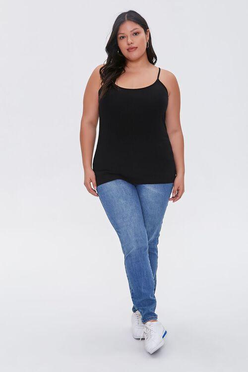 Plus Size Basic Cami, image 4