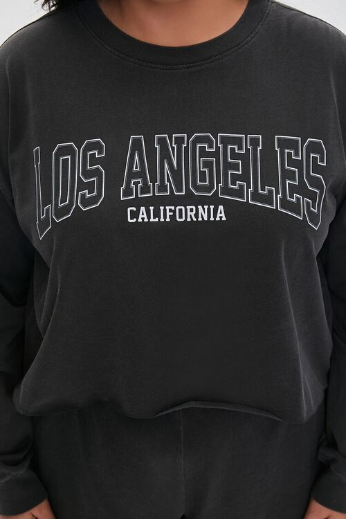 Plus Size Los Angeles Graphic Tee, image 5