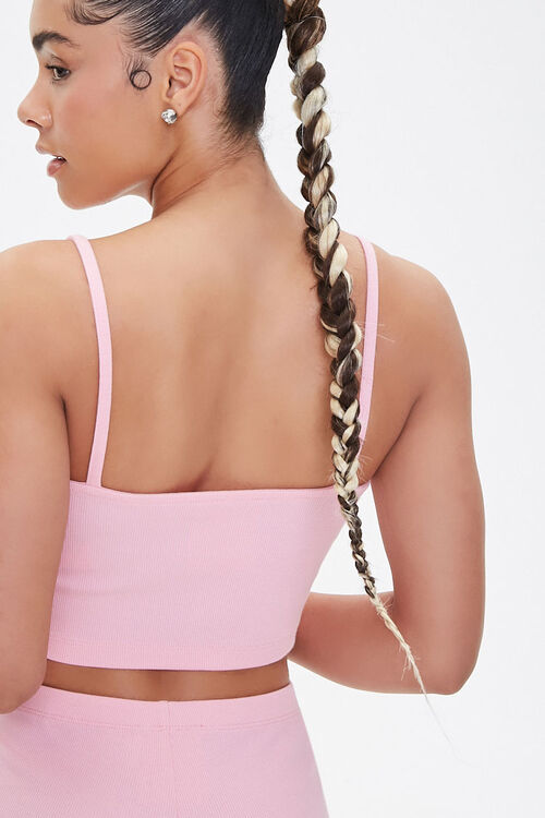 Barbie™ Graphic Cropped Cami, image 3