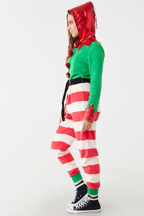 Holiday Hooded Hersheys Jumpsuit, image 2