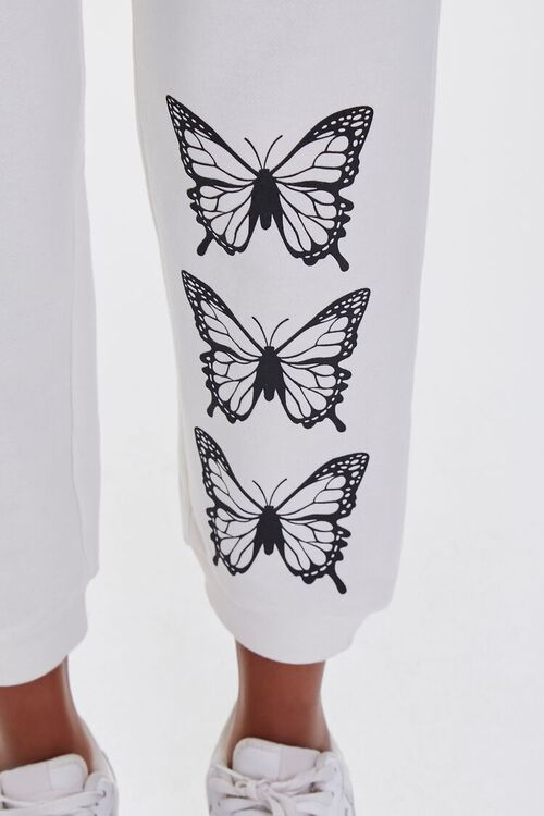 Butterfly French Terry Joggers, image 5
