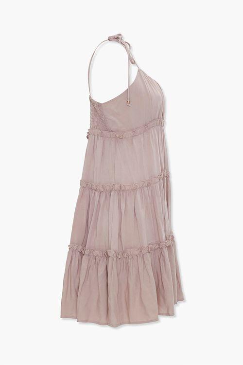 Tiered Ruffle-Trim Shift Dress, image 2