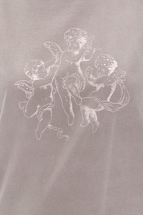 Angel Graphic T-Shirt Dress, image 5