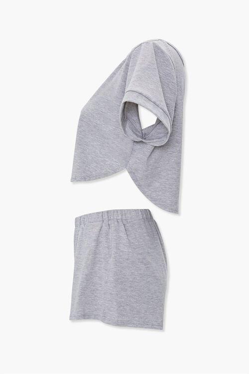 Pajama Tee & Shorts Set, image 2