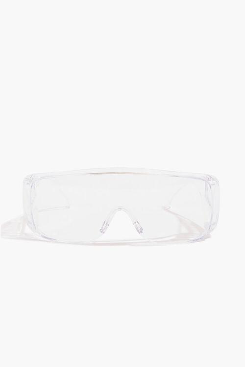 Transparent Protective Eyewear, image 1