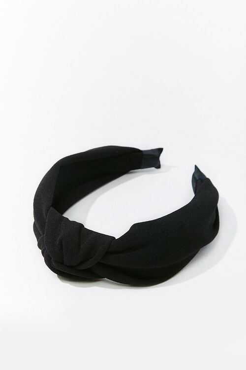 Knotted Structured Headband, image 2