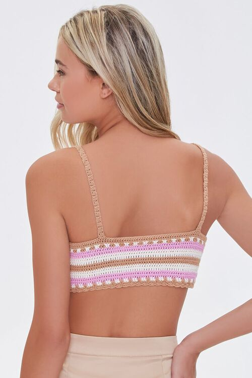 Crochet Cropped Cami, image 3