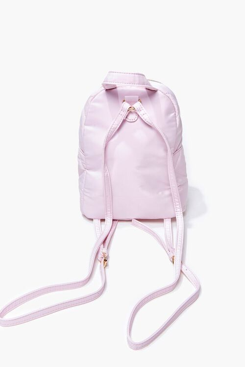 Quilted Mini Backpack, image 3