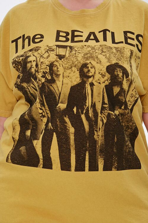 Plus Size The Beatles Graphic Tee, image 5