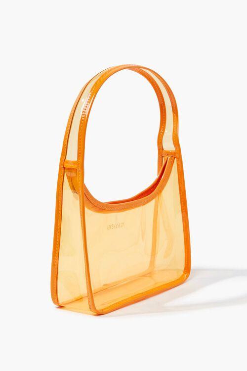 Forever 21 Translucent Shoulder Bag, image 2