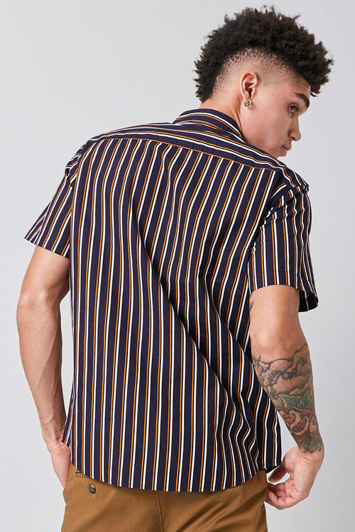 Striped Fitted Shirt, image 3
