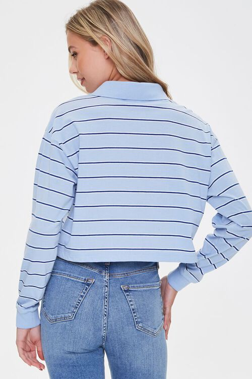 Striped Rugby Shirt, image 3