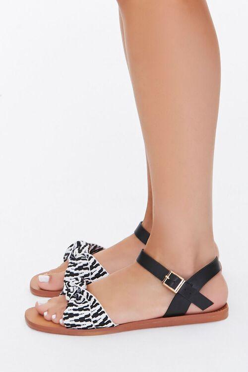 Geo Print Sandals, image 3
