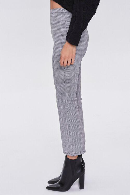 Grid Print Ankle Pants, image 3