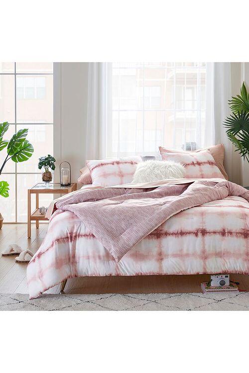 Tie-Dye Twin Bedding Set, image 1