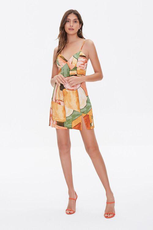 Abstract Cami Mini Dress, image 4