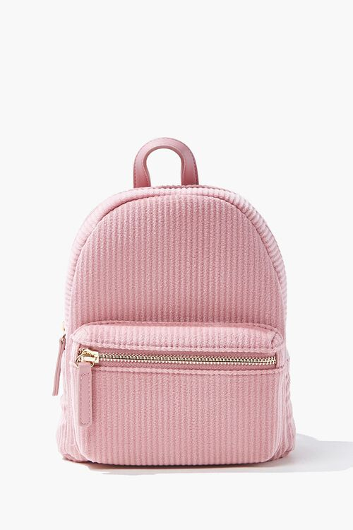 Ribbed Mini Backpack, image 1