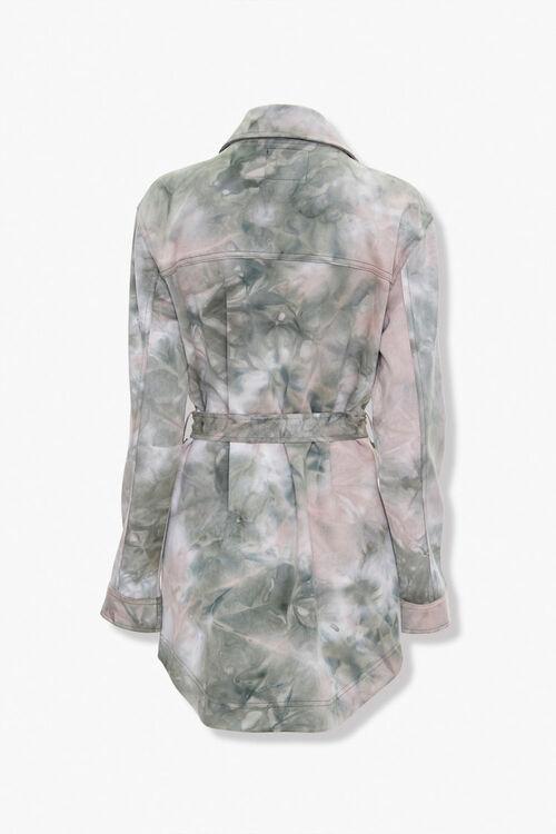 Tie-Dye Shirt Jacket, image 3